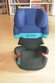 Kindersitz CYBEX SILVER Solution X-fix