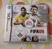 FIFA 09 Nintendo DS 2008