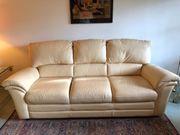 Sofa 3-Sitzer und Relax- Sessel