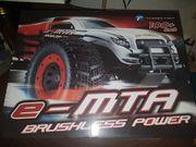 Thunder Tiger E-MTA Brushless Power