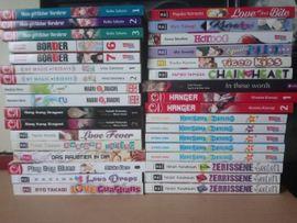 Zahlreiche Manga Bücher und DVDs: Kleinanzeigen aus Leipzig Grünau-Mitte - Rubrik Comics, Science fiction, Fantasy, Abenteuer, Krimis, Western