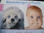Puzzle Ravensburger 1000 Teile Große