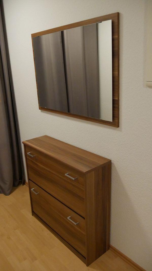 Schuhschrank spiegel gebraucht kaufen nur 2 st bis 60 for Garderobe quoka