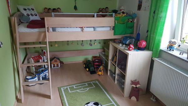 Paidi Fleximo Kinderzimmer Hochbettschrankregale In