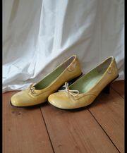 Viventy Pumps Schuhe gelb Gr