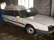 Citroen CX 2500 TRD Krankenwagen