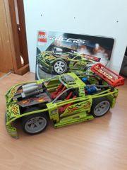 Lego Racers Nitro Menace