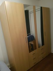 Kleiderschrank H210 B200 T60