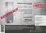 GGG Tiefkühlschrank LD-330S ABVERKAUF 60