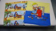 2 Kinder-Bettbezüge 135x200 mit Motiven
