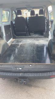 Fahrzeugeinrichtung Boden Schränke Ford Transit