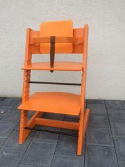 Original Stokke Tripp Trapp orange