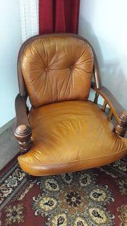 Antiker Sessel