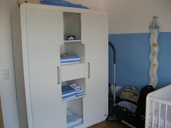 Geuther Kinder Kleiderschrank, Serie Bianco in Dossenheim - Kinder ...