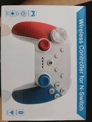 Wireless Nintendo Switch Controller