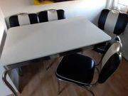 American Diners Tisch 4 Stühle