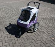 Hundekinderwagen Aventura 109 x 62