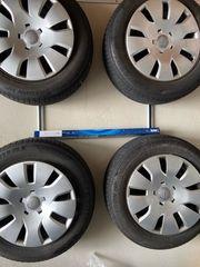 winterreifen Auf Audi Stahlfelgen