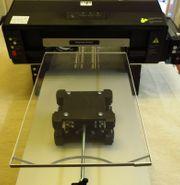 DTG-Drucker Transferpresse T-Shirts und Tinte -
