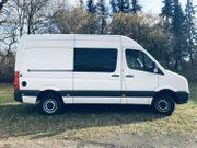Transporter Sprinter Crafter Bus mieten