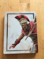 assassins creed Odyssee steelbook
