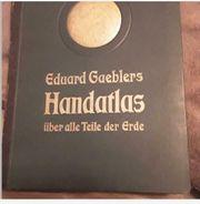 Eduard Gaeblers Handatlas über alle