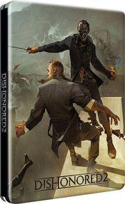 Dishonored 2 Steelbook