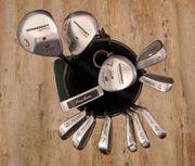 Top Golf-Set für Rechtshänder 1