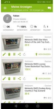 Nintendo SNES N64 GAMEBOY PS1
