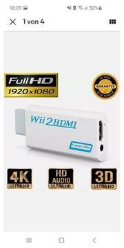 Wii 2 HDMI Nintendo Wii