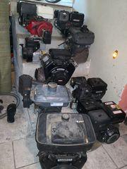 Benzinmotoren für Landmaschinen 9 Stück