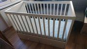 Neuwertiges Ikea Stuva Följa Babybett