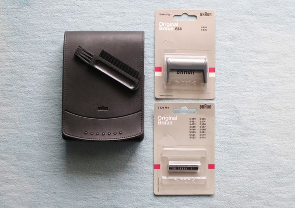 Braun Pocket 1000er und 2000er