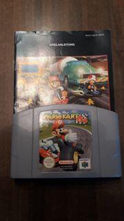 Nintendo 64 Mario Kart