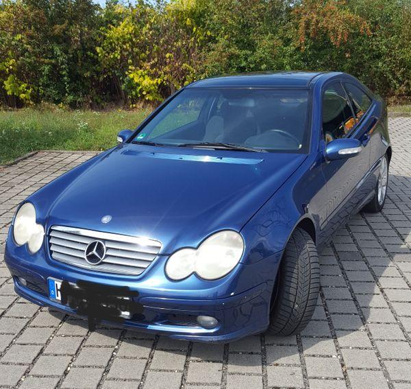 Mercedes 200 Cupe Automatik TÜV
