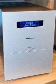 AudioNET MAX - 2 Mono Endstufen