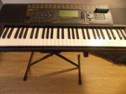 yamaha psr 620 keyboard viel