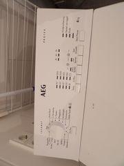 Biete Waschmaschine Toplader AEG Lavamat