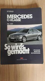 Mercedes C-Klasse Ab 3 07