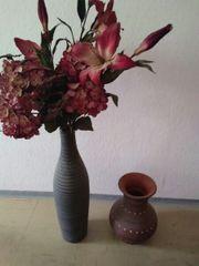 2 Vase mit