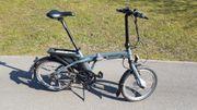 Pegasus E-Bike Pedelec Klapprad 20