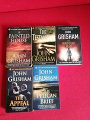 Bücher von John Grisham in