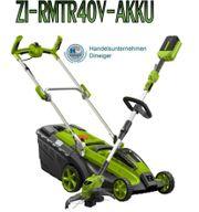 Zipper Maschinen RMTR40 AKKU Gartenpflege