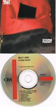 80 s CD - Billy Joel -