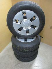 VW Winterkomplettradsatz 165 70 R14