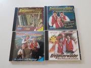 CD Bregenzerwälder Dorfmusikanten