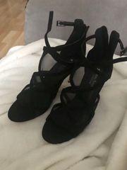 High Heels schwarz neu 38