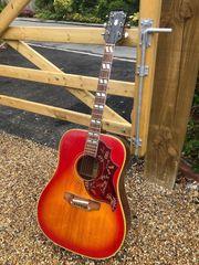 Gibson Hummingbird 1969