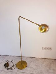 Stehlampe Leselampe Lampe aus Messing