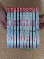 15 verschiedene Mangas 5 verschiedene